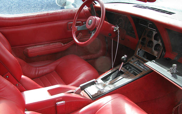 Image Gallery 1980 Corvette Parts