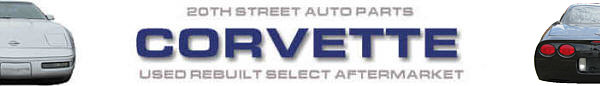 Click Here for Corvette Parts, Specials, and Cars for Sale Specializing from 1967